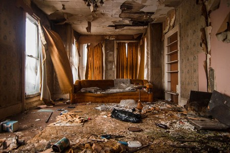 Empty Spaces: A Photographer Shares His Passion For Abandoned Places (Photo Gallery)-