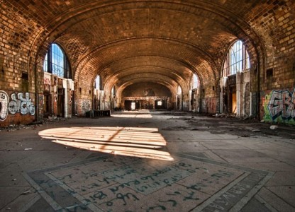 Empty Spaces: A Photographer Shares His Passion For Abandoned Places (Photo Gallery)-1
