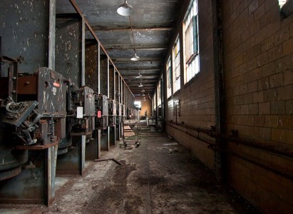 Empty Spaces: A Photographer Shares His Passion For Abandoned Places (Photo Gallery)-12