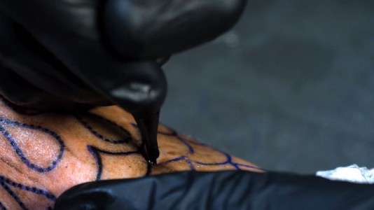 Fascinating Video Reveals Tattoo Making Close-up-4