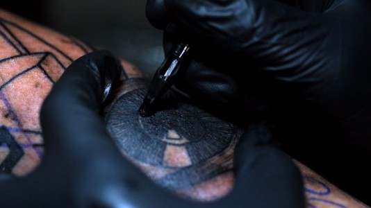 Fascinating Video Reveals Tattoo Making Close-up-6
