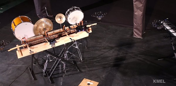 Flying Drones Play Extraordinary Orchestra Classics To The Perfection-1