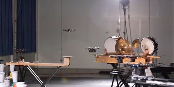 Flying Drones Play Extraordinary Orchestra Classics To The Perfection-4