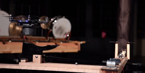 Flying Drones Play Extraordinary Orchestra Classics To The Perfection-8
