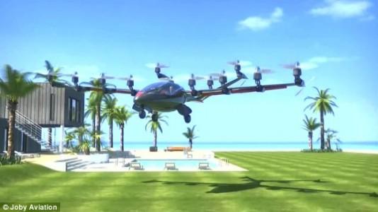 Hybrid helicopter-plane