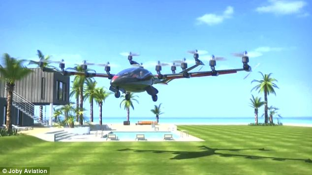 Hybrid helicopter-plane