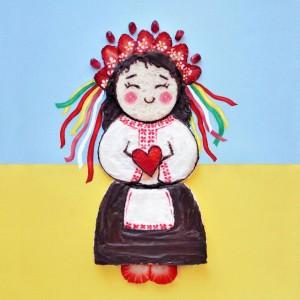 20 Incredible Examples Of Food Art by Daryana Ukrainian-