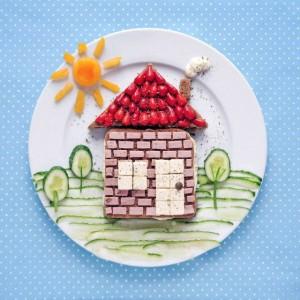 20 Incredible Examples Of Food Art by Daryana Ukrainian-6