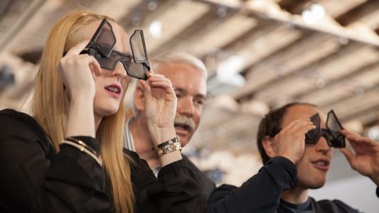 Invisivision 3D Glasses