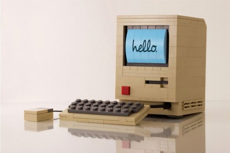 A LEGO Passionate Reproduces Amazing Models Of Everyday Objects-