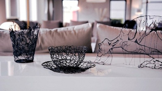 Lix's 3D Printing PEN Enables You To Draw 3D Objects In Air-