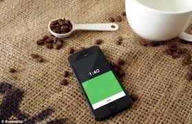 Make coffee with iPhone