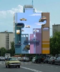 Mehdi Ghadyanloo An Urban Artist Turns Streets Of Tehran Into Art Gallery-4