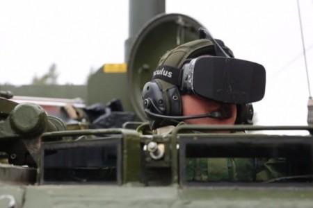 Oculus rift system