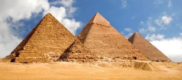 Pyramids mystery resolved