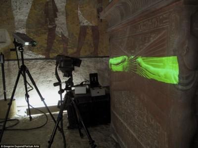 Replica at Luxor