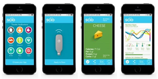 SCiO gadget