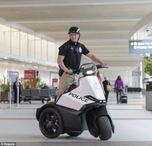 Segway Tricycle