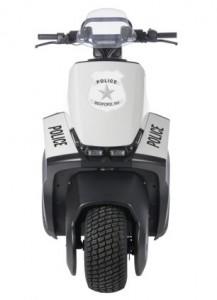 Segway security bike
