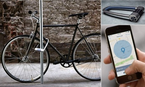 Skylock to secure your bike