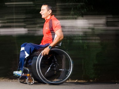 SoftWheel: A Revolutionary Shock Proof Wheel For The Wheelchairs-1
