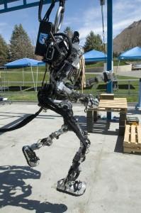 The exoskeleton XOS2-6 New Stunning Military Technologies That Are Already A Reality-11