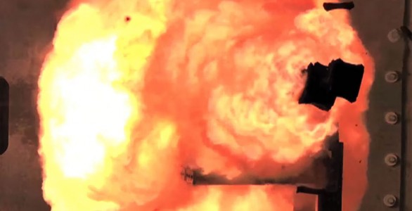 Railgun-6 New Stunning Military Technologies That Are Already A Reality-8