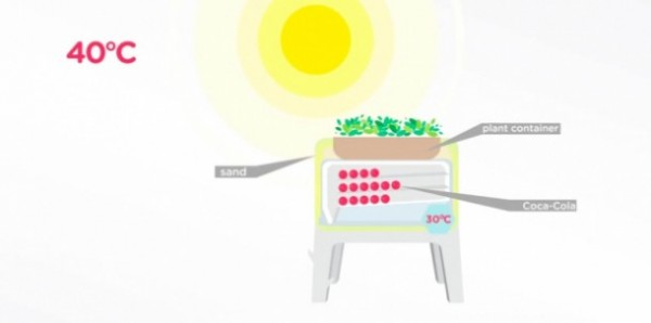 Bio Cooler: Coca-Cola Invents A Refrigerator That Works Without Electricity-