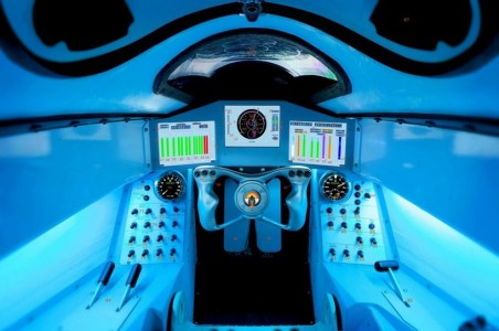 Bloodhound SSC: Discover The Cockpit Of The Supersonic Car-1