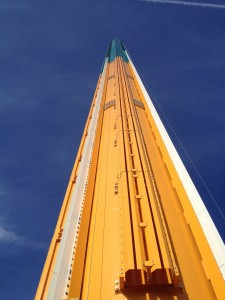 Dare Falcon's Fury Free Fall With A Speed Of More Than 100 km/h-2