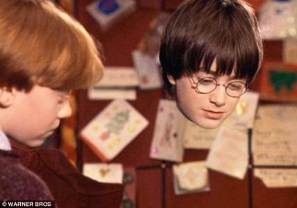 Harry potter inspired coat