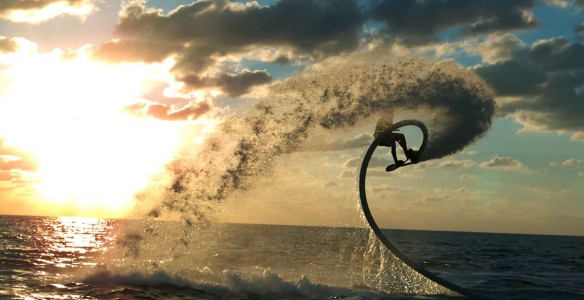 Hoverboard Lets You Surf Many Meters Above And Below Water -2