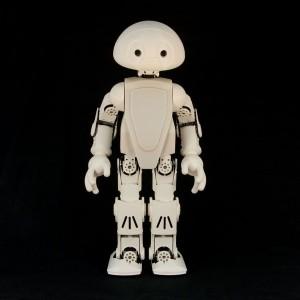 Jimmy: Intel's Open Source 3D Printable Robot-