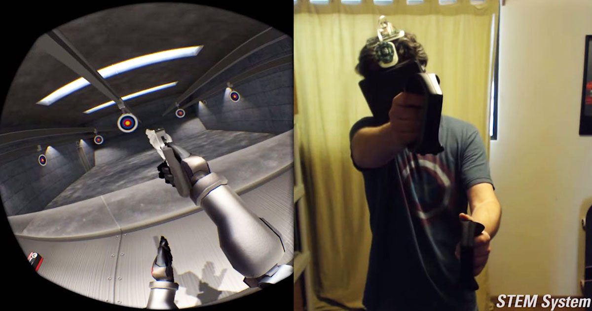 SixenseVR SDK: A Virtual Reality Development Tool For Non-programmers-3
