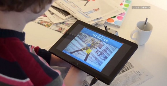 Thermal Touch Transforms The World Around You Into Interactive Objects-2