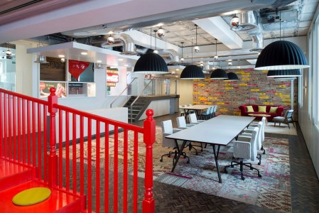 Visit The New Sparkling Coca-Cola Offices In London-1
