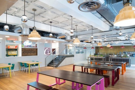 Visit The New Sparkling Coca-Cola Offices In London-2