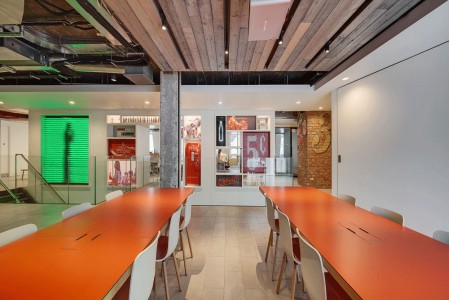 Visit The New Sparkling Coca-Cola Offices In London-6