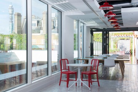Visit The New Sparkling Coca-Cola Offices In London-9