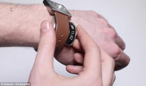 make your watch a smartwatch