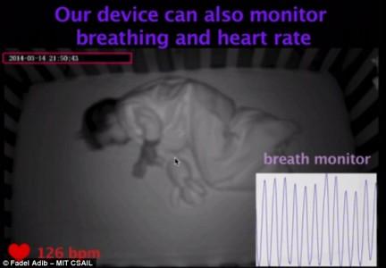 monitor heartbeat wirelessly