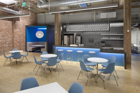 Discover Adobe's New Elegant Offices In San Francisco-