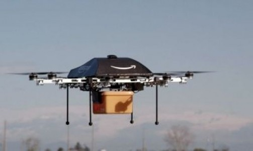 Amazon Files Application With FAA To Test Its Delivery Drones In US-