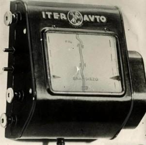 Analog GPS Navigation system