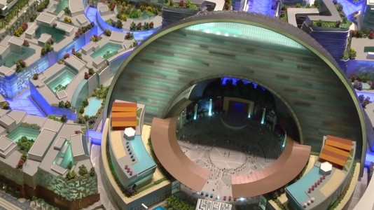 Dubai Plans To Build An Entire City Resort With Self-Regulating Temperature-