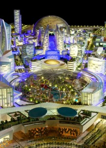 Dubai Plans To Build An Entire City Resort With Self-Regulating Temperature-7