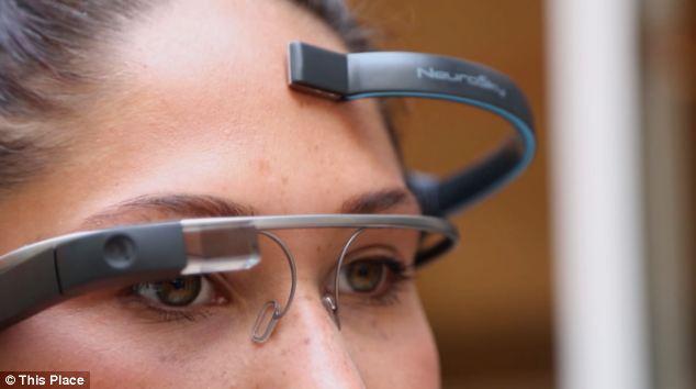 Google Glass MindRDR App