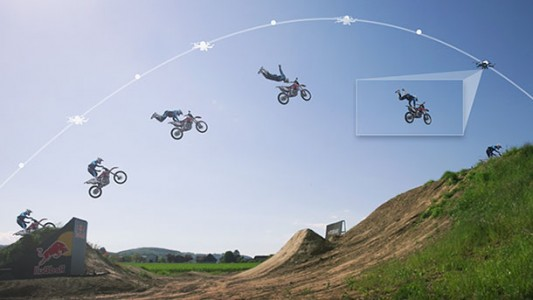Hexo+: A Drone That Can Follow And Film You Using GoPro Camera-