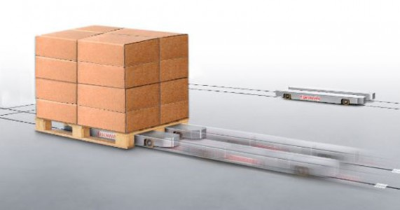 LogiMover: An Easy-To-Handle Guided Pallet Conveyor For Confined Spaces-4