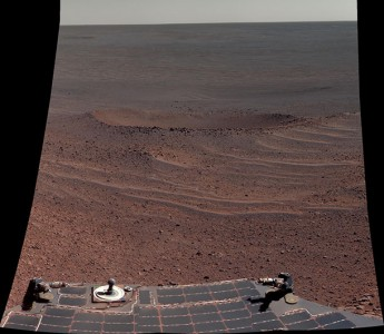 Opportunity Breaks The World Record Of Travelling The Longest Extraterrestrial Distance-1